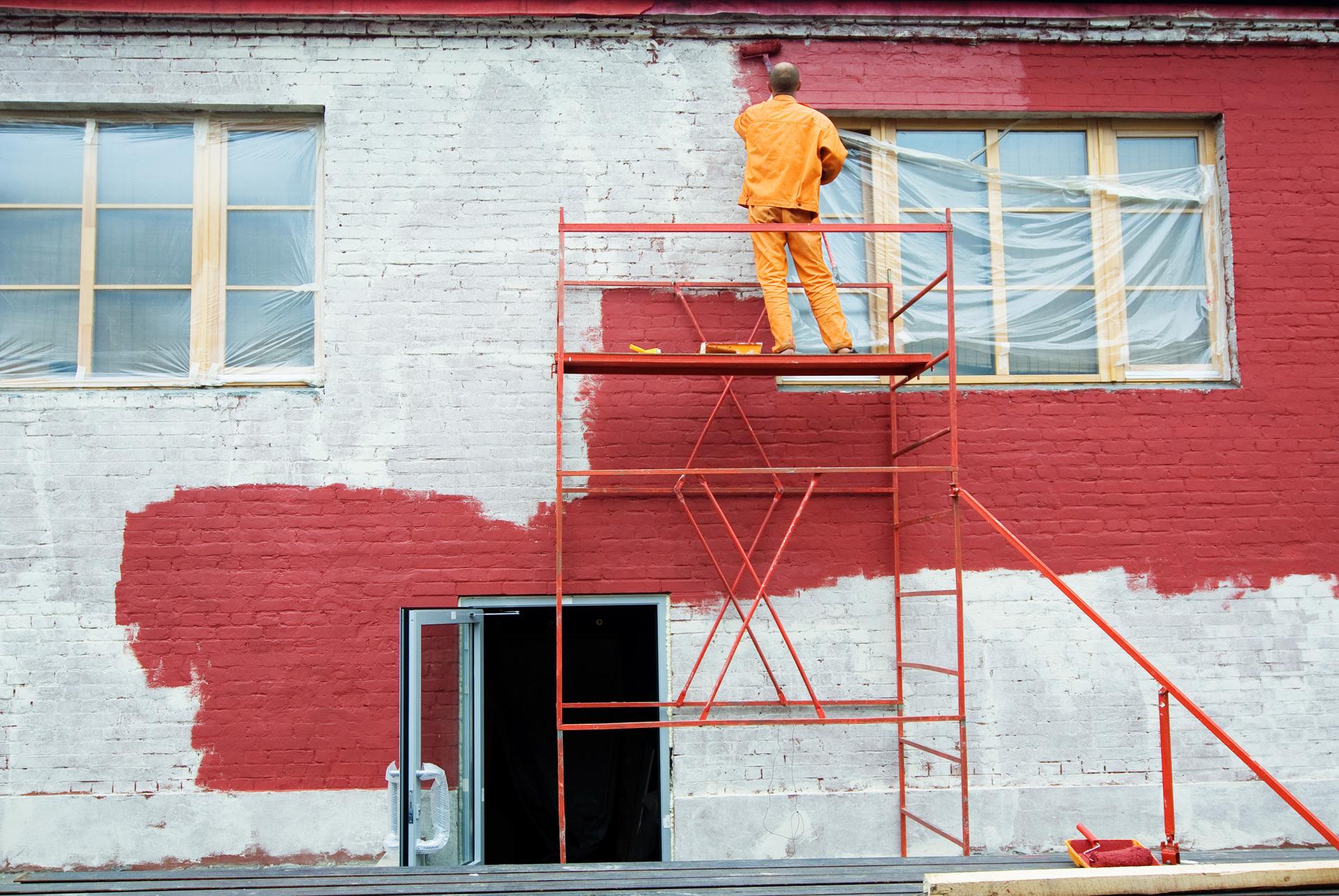 各類批股油漆噴漆工程